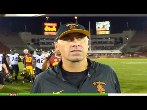 SPORTSCAST: EP 236 (10-13-15) - GUEST MARK LONG, SARK OUT AT USC, NFL PICKS, MLB PLAYOFFS