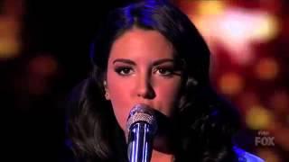 Kree Harrison - What The World Needs Now Is Love - Top 6 American Idol (Season 12) 2013