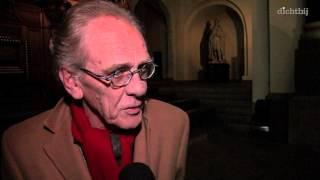Dirigent Peter Serpenti van het koor van de St. Servaas: afscheid met een bijsmaak