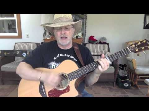 1820 -  People Are Crazy -  Billy Currington vocal & acoustic guitar cover with chords
