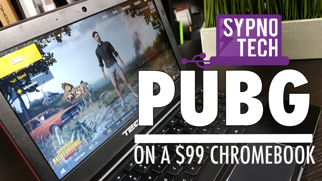 Does PUBG Mobile Work on Chromebook?