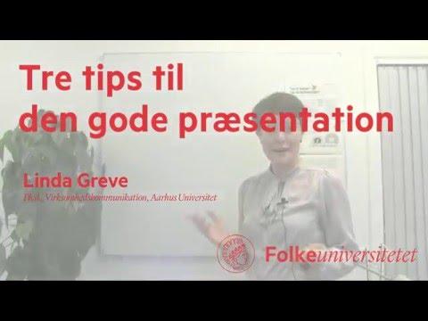 Folkeuniversitetet Aarhus - Mød forskerne: Linda Greve