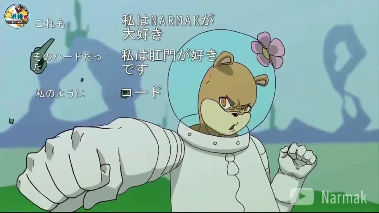 Spongebob anime opening 2