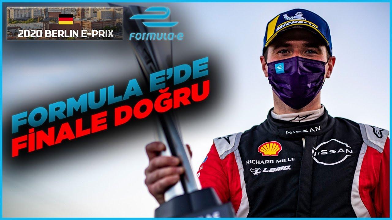 Formula E 2019/20 sezonunda sona doğru