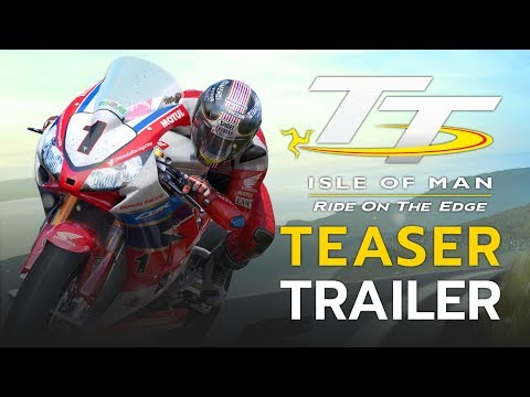 'TT Isle of Man: Ride on the Edge' Interactive Game | Teaser Trailer