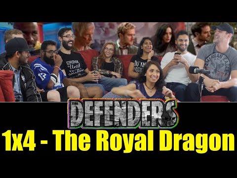 Defenders - 1x4 Royal Dragon - Group Reaction