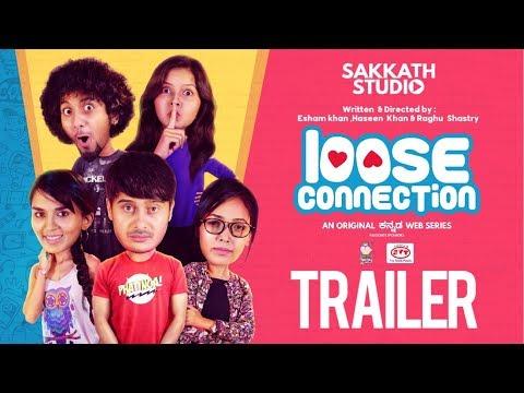 loose connection trailer | kannada web series by Sakkath Studio | Sunil Rao | Sindhu lokanath |