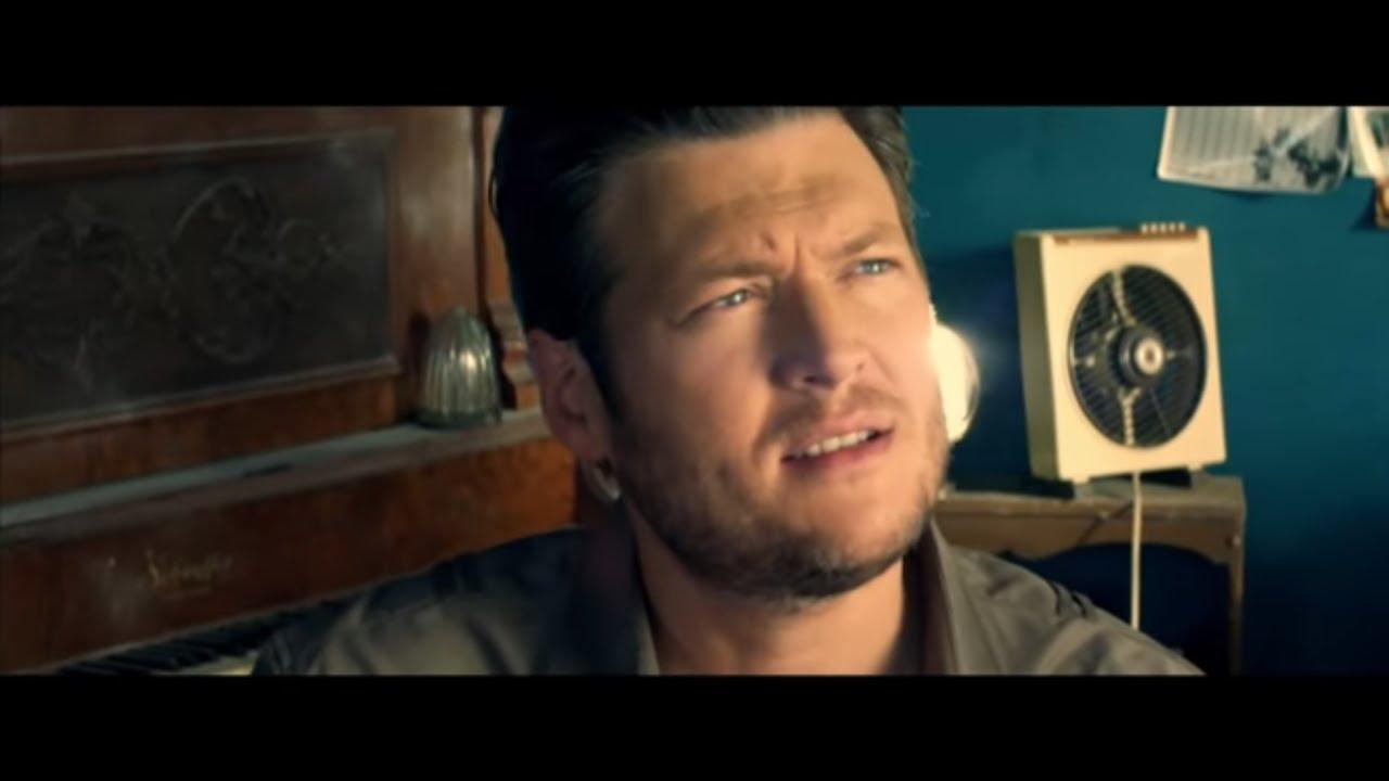 Blake Shelton - Over (Official Music Video)
