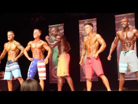 OCB Nationals Mens Physique Open