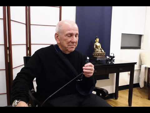 New York Buddha Dharma John Baker Meditation Part I November 6, 2017