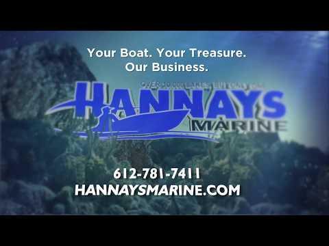 :30 Second TV Spot: Hannay's Marine