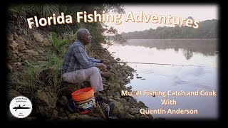 Learn How to go Mullet Fishing Catch and Cook in Yankeetown Florida