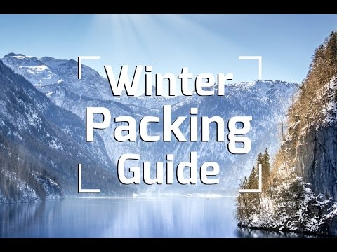 TRAVEL PACKING TIPS - WINTER ESSENTIALS Mp3