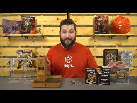 The DMs Club - 5 Favorite RPG Things