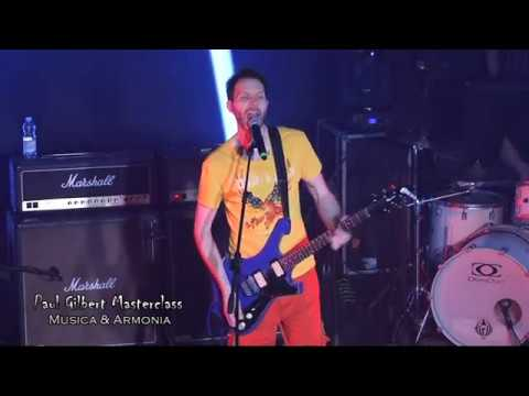 Radio City - Paul Gilbert a Polistena per