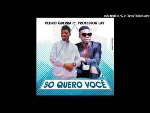 Professor Lay feat. Pedro Guerra - Não Posso (Audio)