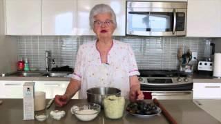 Zwetschgenknodel (plum Dumplings)