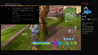 Fortnite New Smg game play with ACM Jitster , name got hacked