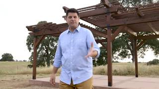 Pergola DIY Outdoor Accents® Decorative Hardware