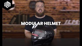 ILM 902 Modular Motorcycle Helmet - Best Dot Helmet Under $90