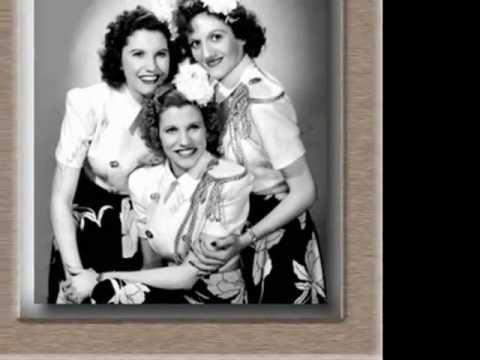 Andrews Sisters - TICO TICO