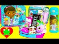 Doc McStuffins Lunch Bag Water Bottle for Back to School filled with Surprises