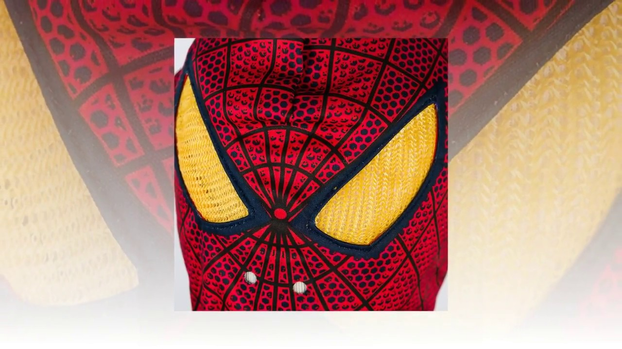 Новогодний костюм для мальчика человек паук купить - YouTube