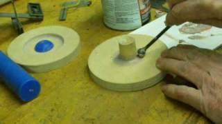 FOUNDRY PATTERN MAKING part 5 Steam Engine metal casting tubalcain