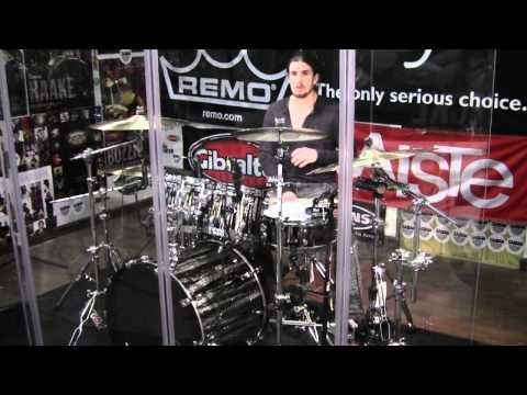 Greenbrier Percussion - Tama Starclassic Performer Black Clouds and Silver Linings Drum Demo