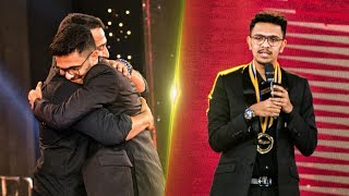 D16 Director Karthick Naren's Touching moment with actor Rahman