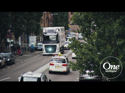 Volvo Trucks - One minute about active safety