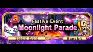 Brave Frontier Episode 203: Moonlight Parade Level 3 + Evolution