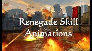 GW2 Renegade (Revenant) Elite Spec Skill Animations