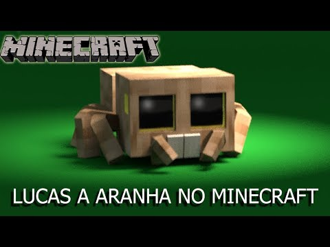 Lucas the Spider Minecraft
