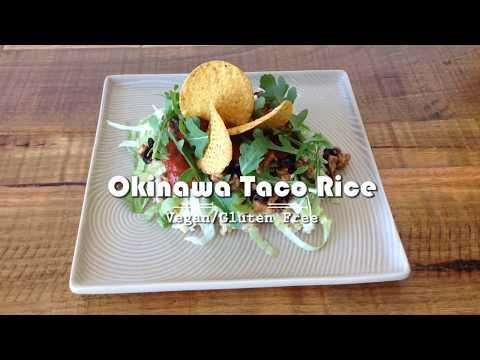 Okinawa Taco Rice