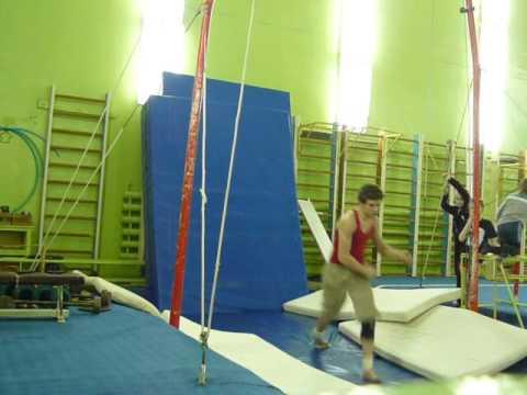 freerun training april 09 Bryansk