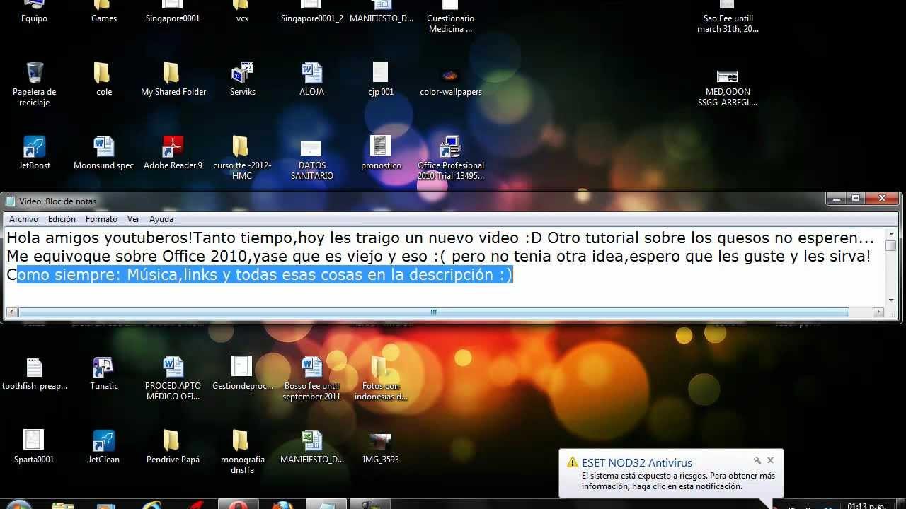 Como descargar Office Professional 2010 Grati…