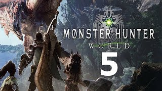 Monster Hunter World PC — Polujemy - Na żywo