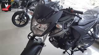 New Yamaha SZ  Black V 2.0 | Spec | Price | YouTube look