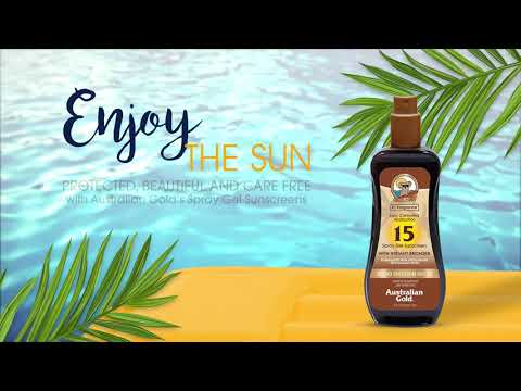 Australian Gold Spray Gel Bronzer: Enjoy The Sun