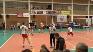 """Волейбол суперлига.  Разминка с мячами. """"Белогорье"""" Белгород"""