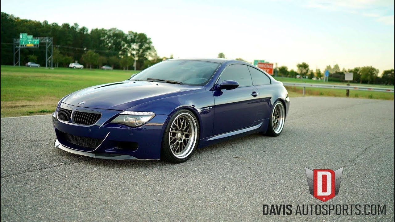 Davis Autosports 2008 Bmw M6 Dpe Wheels Kw Coilovers