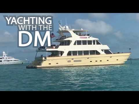 Yachting With The DM
