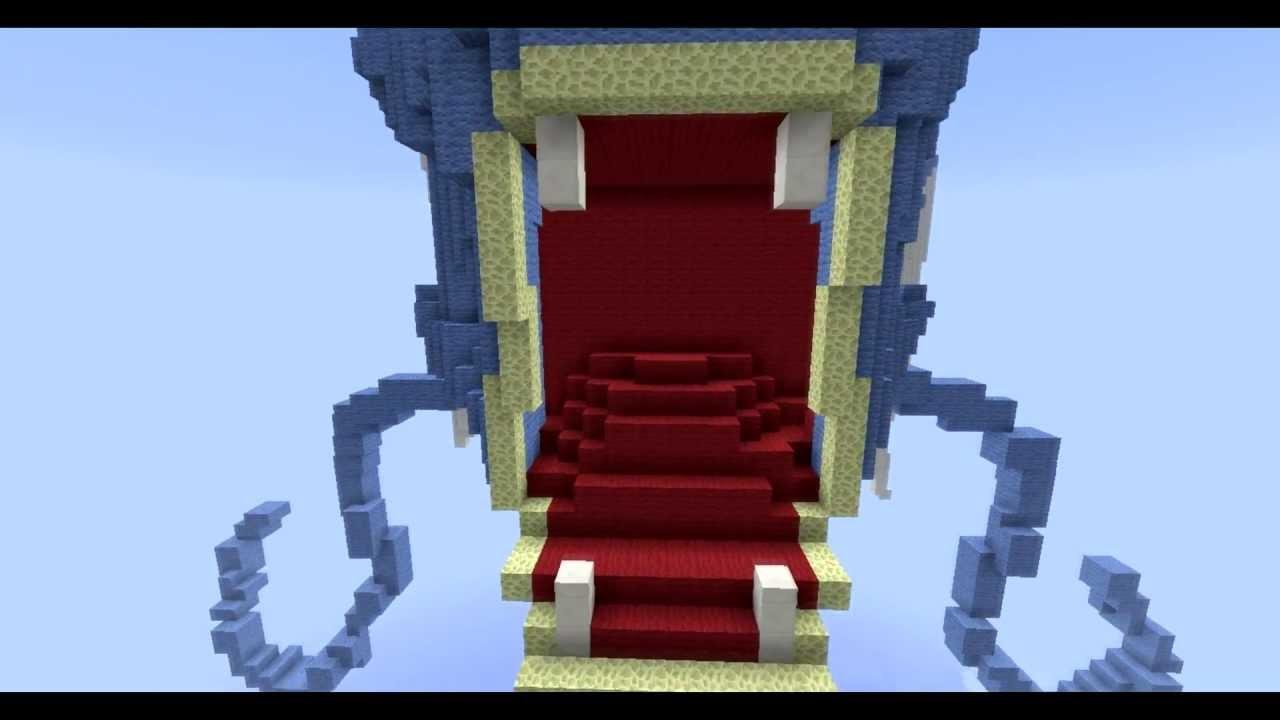 Gyarados 3D (MinecraftCDE builds)   enlace de descarga - YouTube