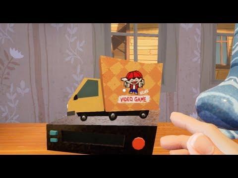 Hello Neighbor Full Game - Video Game News Easter Egg thumbnail