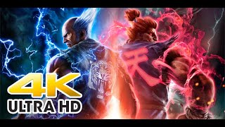Gameplay de Tekken 7