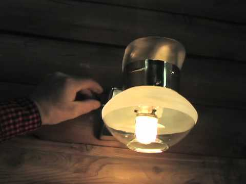 Mr Heater Base Camp Gas Light YouTube