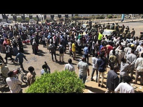 السودان: -الحرية والتغيير- تسلم رؤيتها للفترة الانتقالية