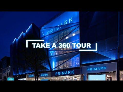 PRIMARK | 360 Tour Of Birmingham Store