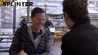 Mark Rutte openhartig over imago, woede-uitbarstingen en liefdesleven | SPLINTER, in de politiek